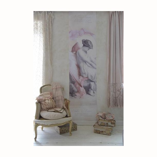 Kæmpe plakat Fallen Angel - Rosa
