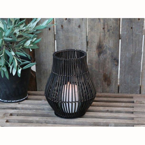 Lanterne antique black