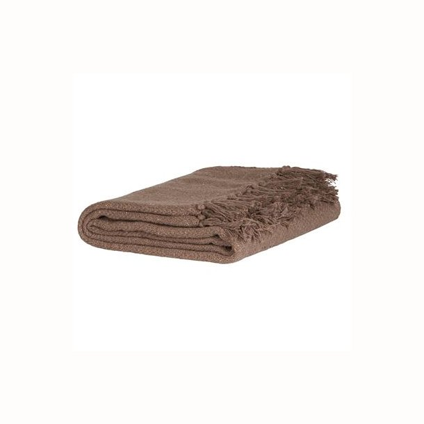Plaid brun