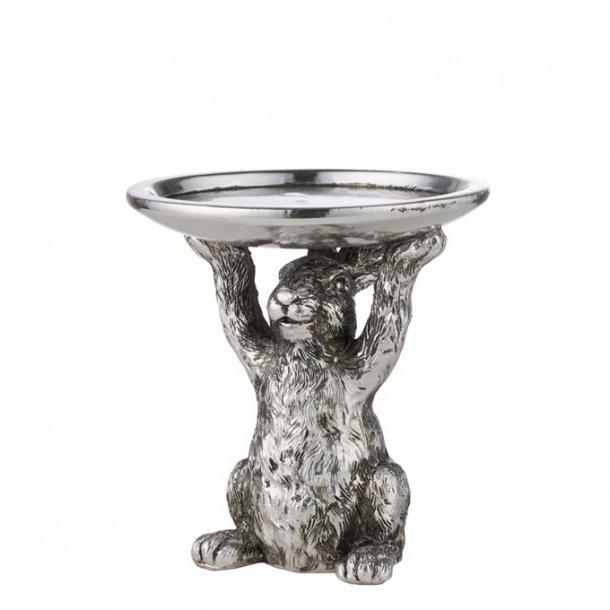 Semina stage antik sølv