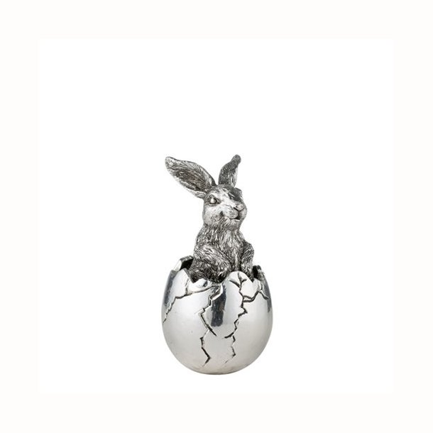 Semina kanin, antik sølv