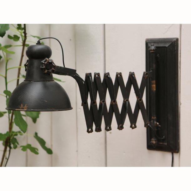 Væg lampe
