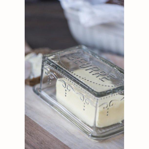 Smørboks glas Beurre