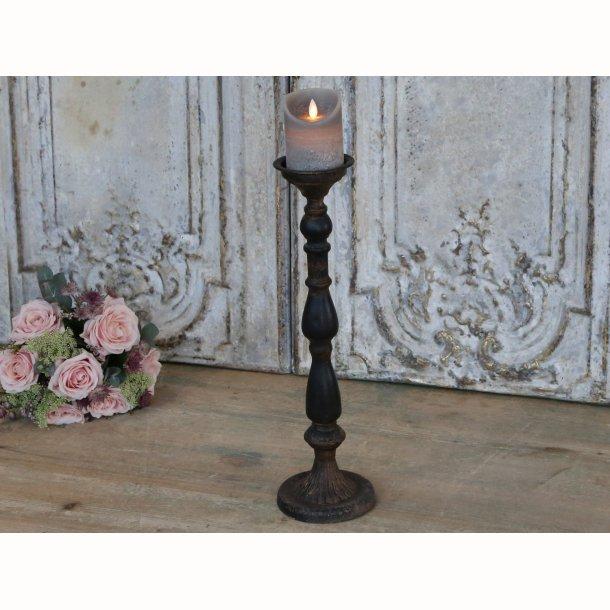 Fransk lysestage antique kul