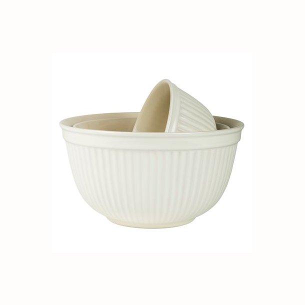 Bowlesæt a 3 Mynte Butter Cream
