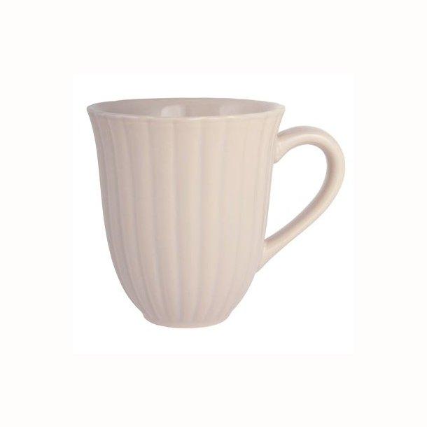 Krus m/riller Mynte Latte