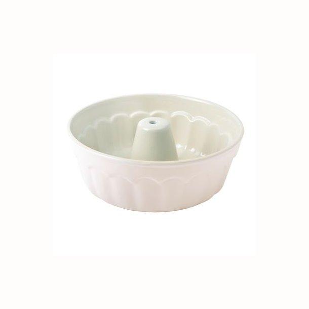 Bageform Mynte rund m/hul Latte