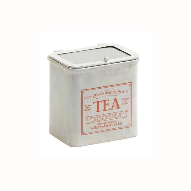 Tea dåse