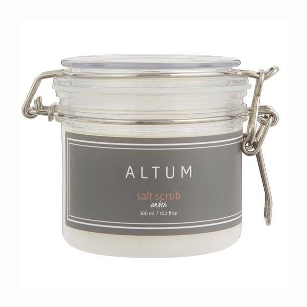 Saltskrub Altum Amber 300 ml