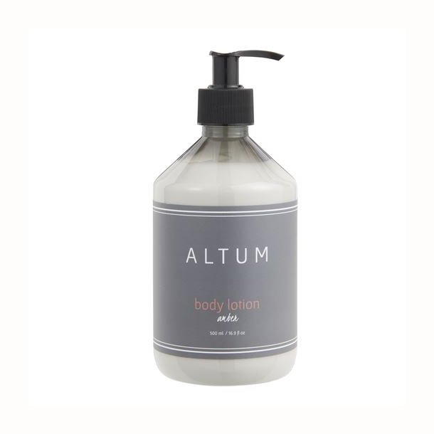 Bodylotion Altum Amber 500 ml