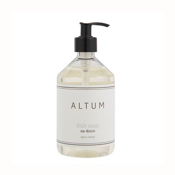 Opvaskemiddel Altum Sea Breeze 500 ml
