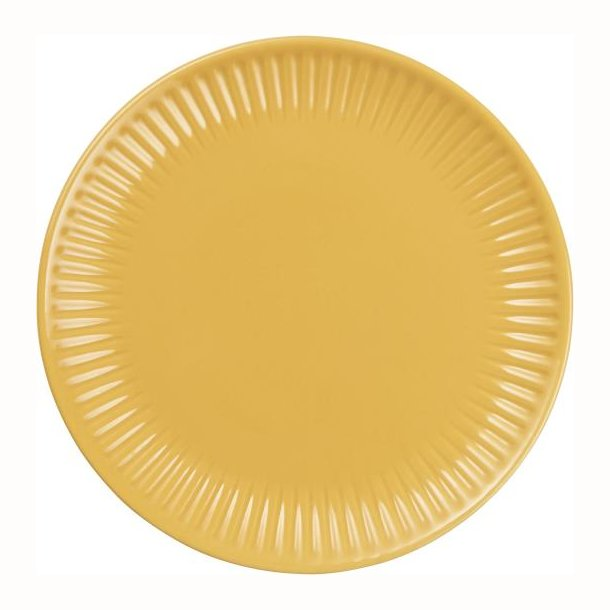Frokosttallerken Mynte Mustard