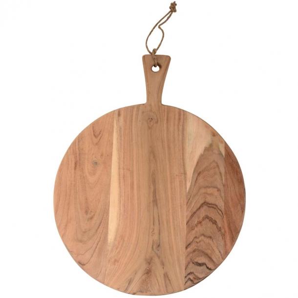 Skærebræt acacietræ
