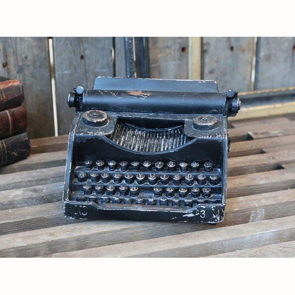 Factory Skrivemaskine til deko