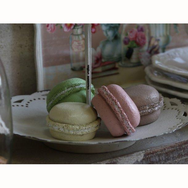 Franske Macarons sæt á 4